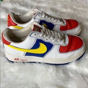 Nike Air Force 1 low Remix da Kickz rare 5.5